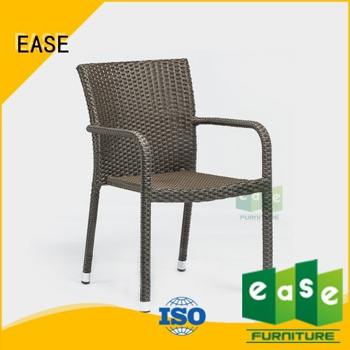 bistro rattan bistro chairs EASE rattan cafe chairs