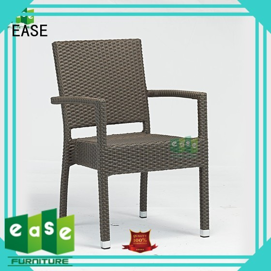 frame uv rattan bistro chairs EASE Brand
