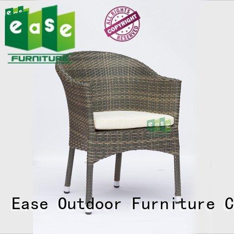 rattan cafe chairs garden design bamboo woven