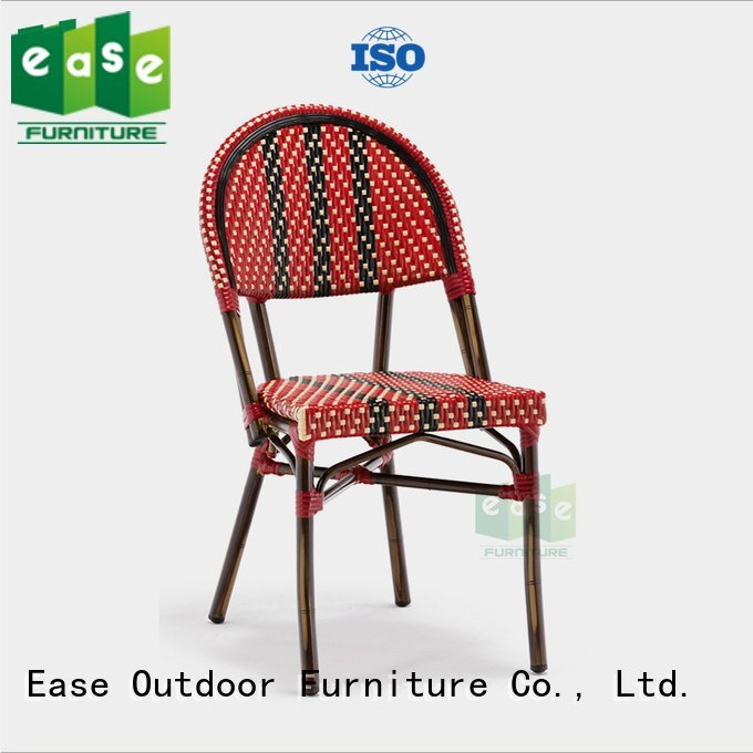 bamboo bistro EASE bistro armchair