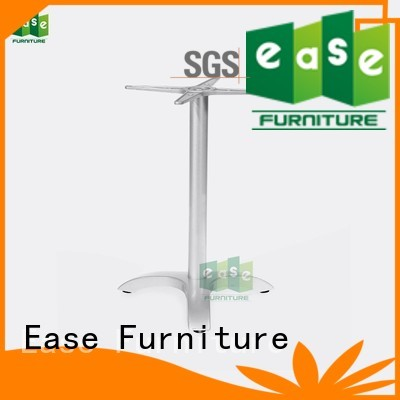 patio foot waterproof cast aluminum table base EASE Brand