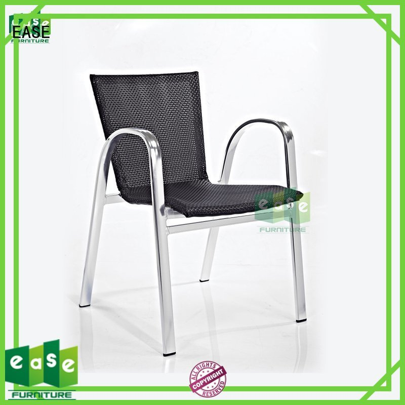 style outdoor bistro table and chairs frame cafe EASE company