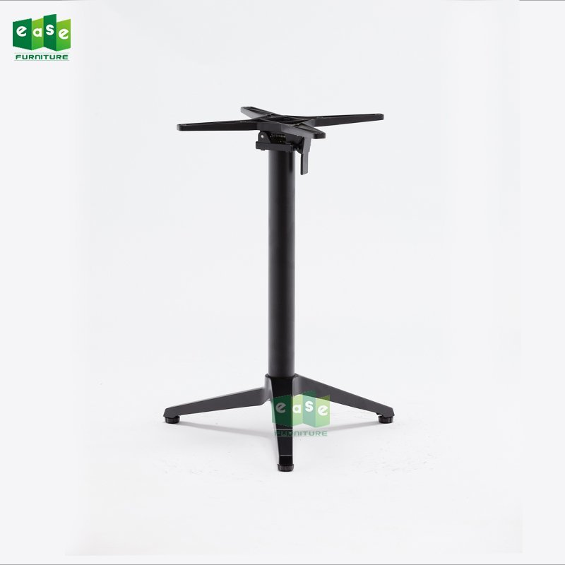 Foldable Furniture parts Aluminum Table Base E9803