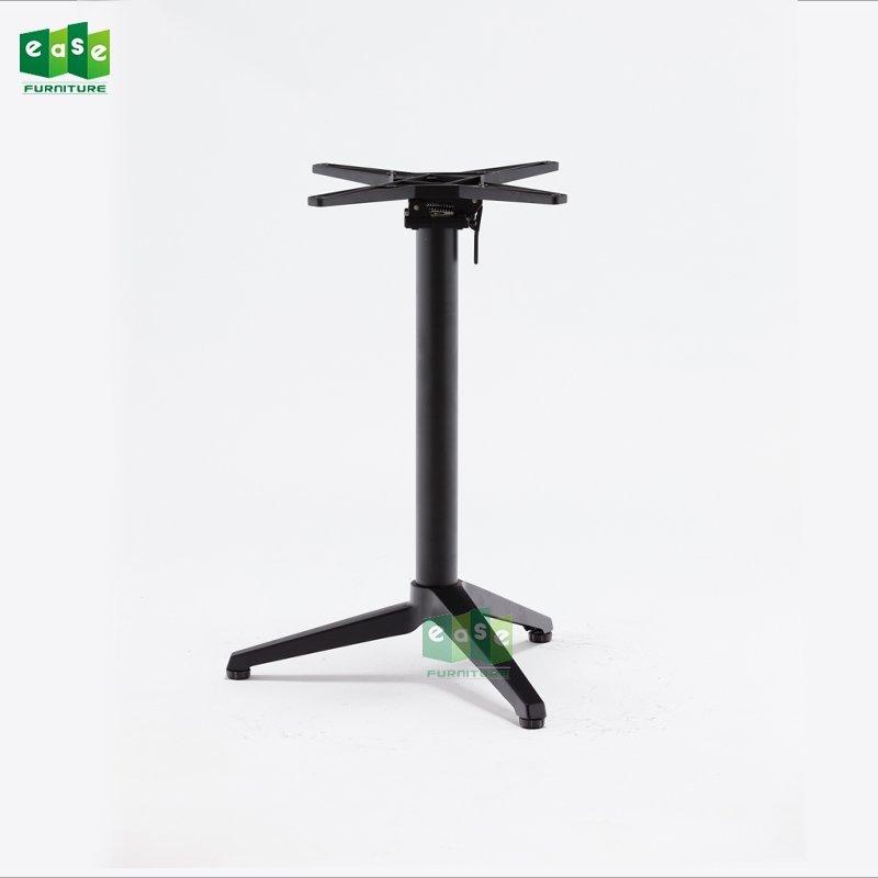 Foldable Furniture parts Aluminum Table Base E9803