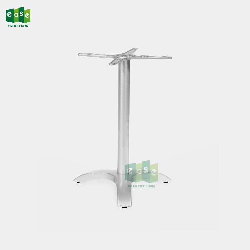 Aluminum Table Base With 3 Legs E9402 Silver Color