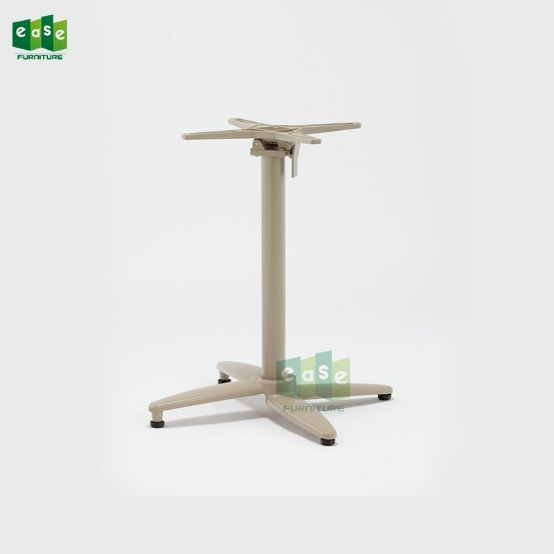 Folding Aluminum Dining Table Base E9804