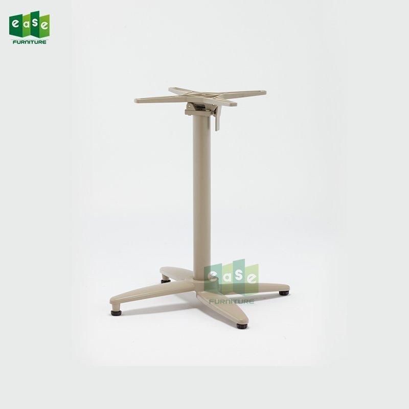 Folding Aluminum Dining Table Base E9804