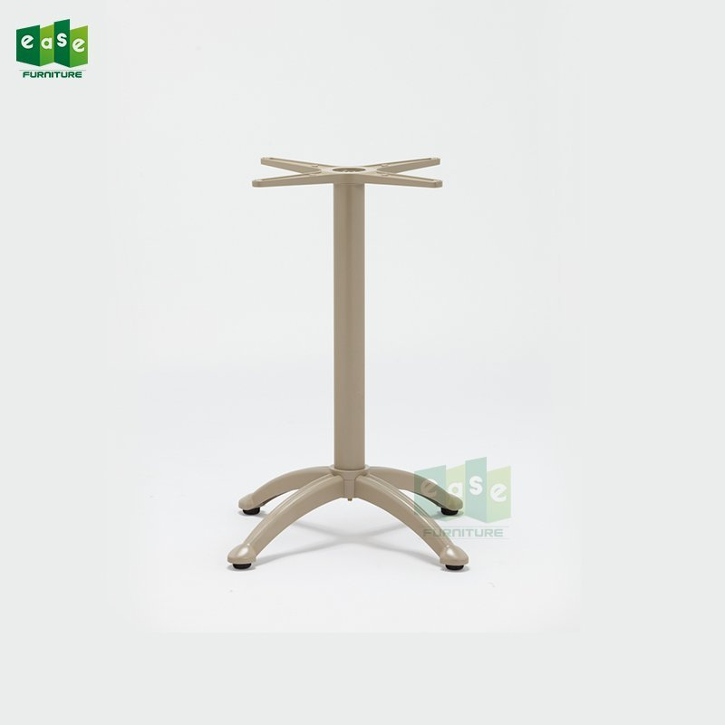 High Quality Waterproof Aluminum Table Base E9846