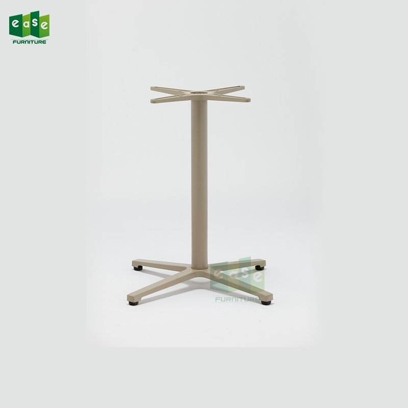 Modern Style Cafe Shop Aluminum Table Base E9805