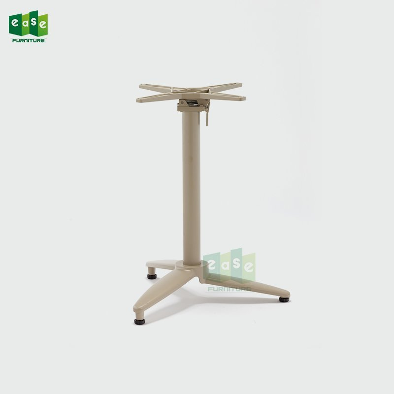 Multi Color Outdoor Aluminum Bistro Table Base E9801