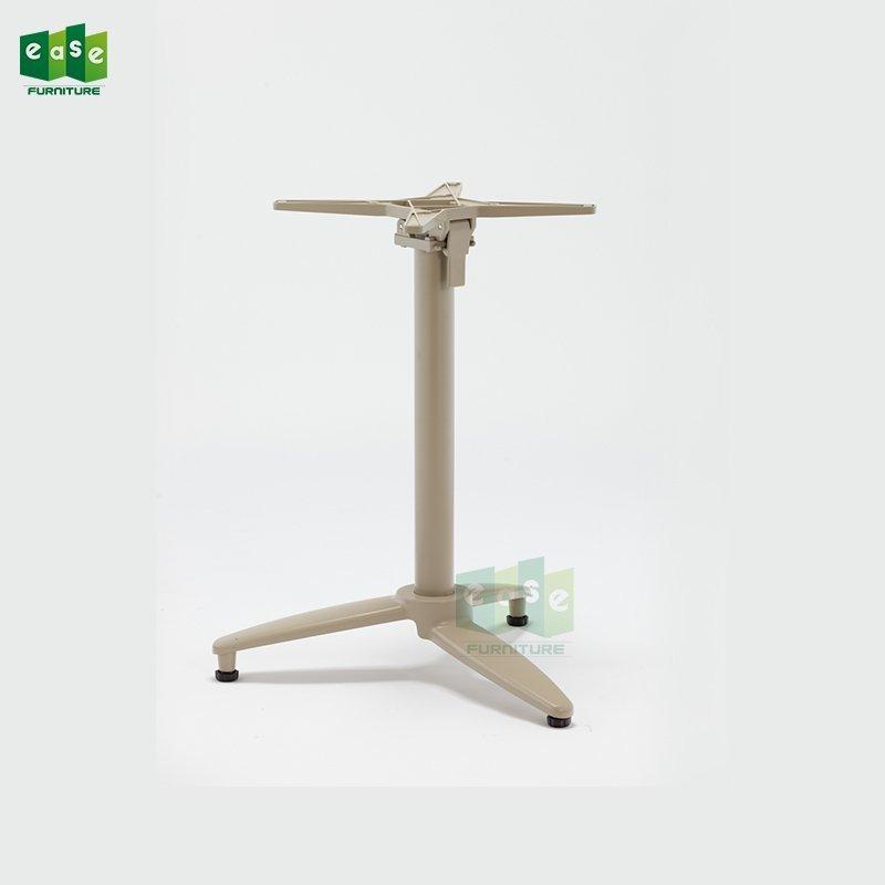 Multi Color Outdoor Aluminum Bistro Table Base E9801