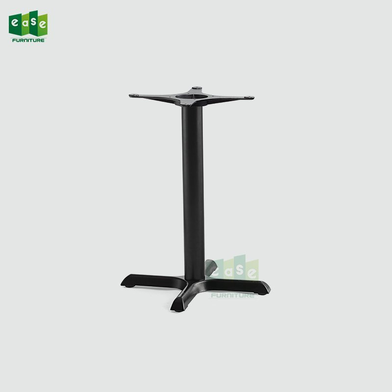 Cheap price heavy duty wrought iron table base (E9620)