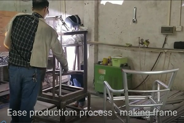 Ease production process - frame making