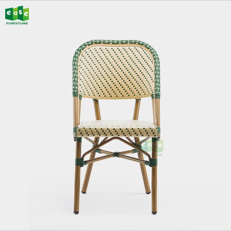 Find Outdoor Bamboo Looking Finish French Rattan Woven