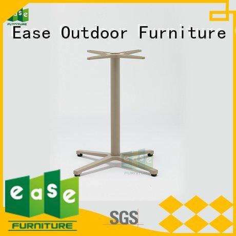stackable color EASE aluminum table legs
