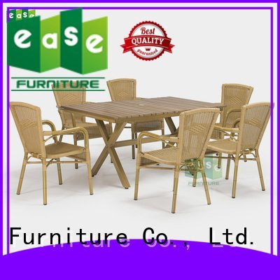 aluminum patio table and chairs restaurant wooden patio table and chairs standard