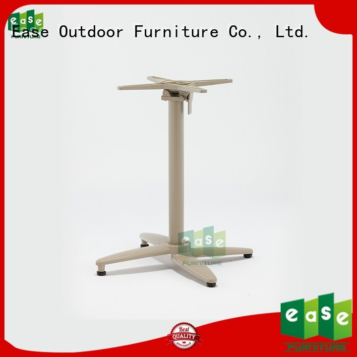 EASE look aluminum table legs legs cafe