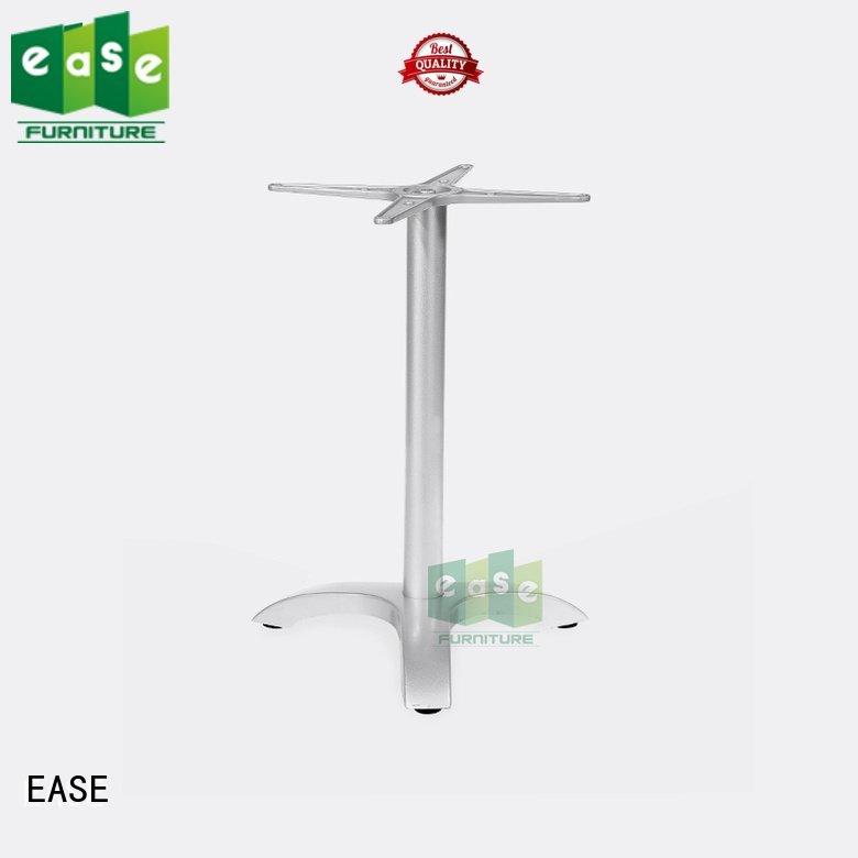 cast aluminum table base folding style aluminum table legs