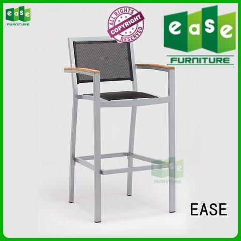 EASE aluminum bar stools chair stool bar outdoor