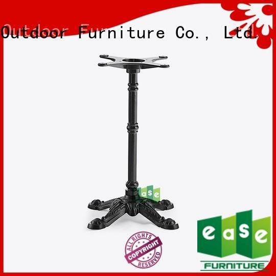 french base restaurant iron table base EASE