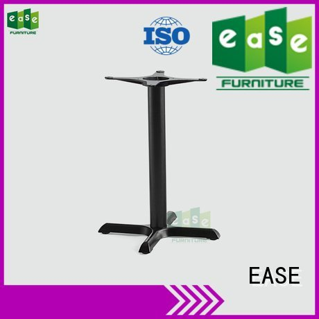 color metal iron table legs for sale EASE