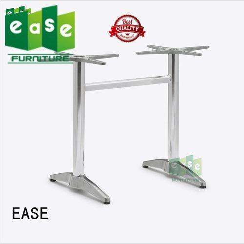 cast aluminum table base base aluminum table legs colors EASE