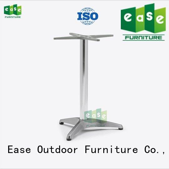 colors color matte nails EASE cast aluminum table base