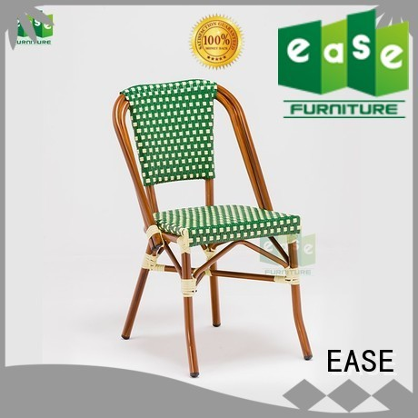 french woven outdoor bistro chairs EASE Brand