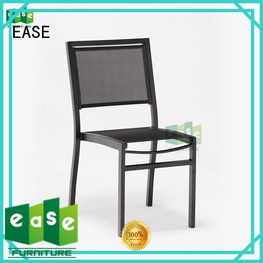 Hot outdoor folding bistro chairs look EASE Brand