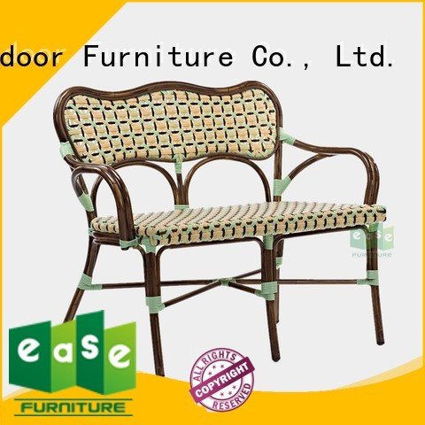 Wholesale frame mesh bamboo sofa EASE Brand