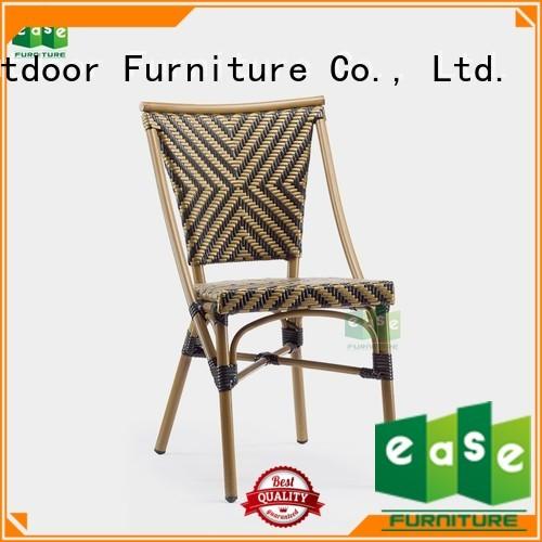 bistro armchair color sale aluminum Warranty EASE