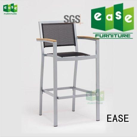 OEM aluminum bar stools aluminum bar high bar chairs for sale