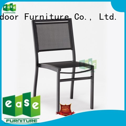 outdoor folding bistro chairs polyester outdoor bistro table and chairs EASE Brand