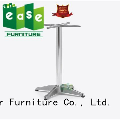 cast aluminum table base adjustable EASE Brand aluminum table legs