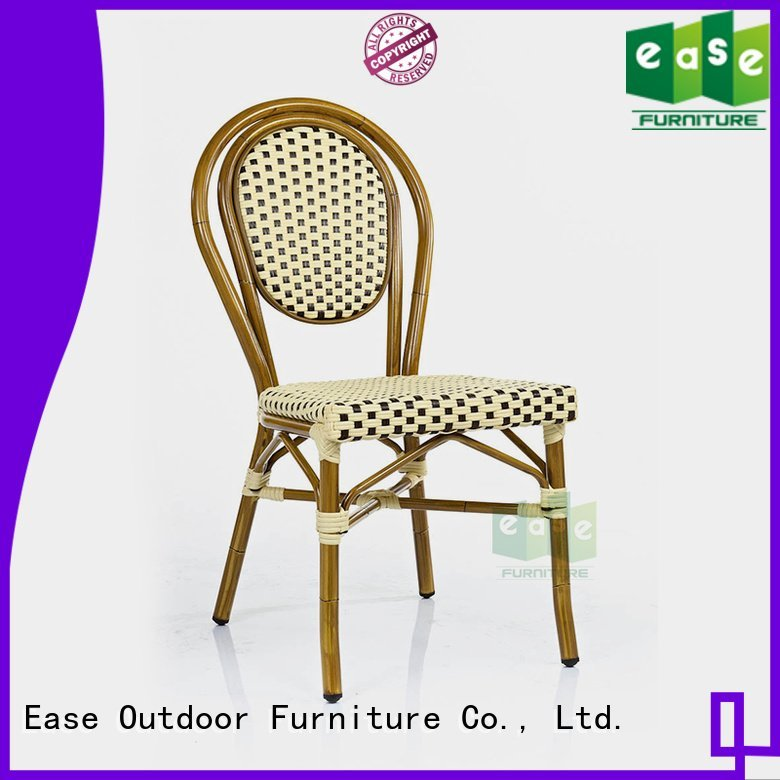 Hot bistro armchair bistro weaving chairs EASE Brand