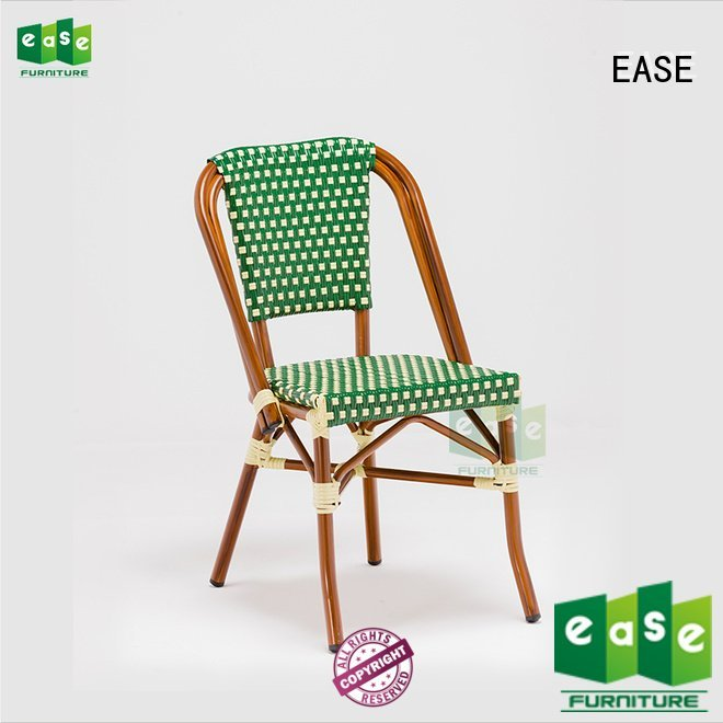 outdoor look outdoor bistro chairs chairs EASE