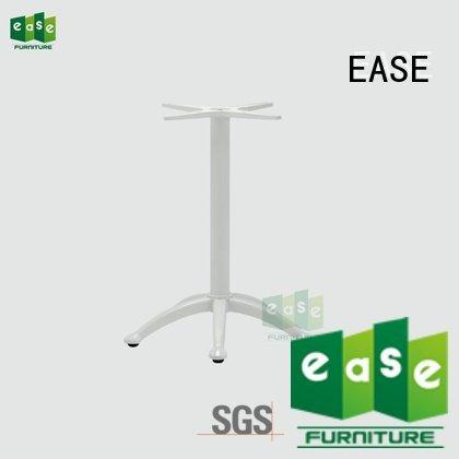 cast aluminum table base adjustable polished aluminum table legs EASE Brand