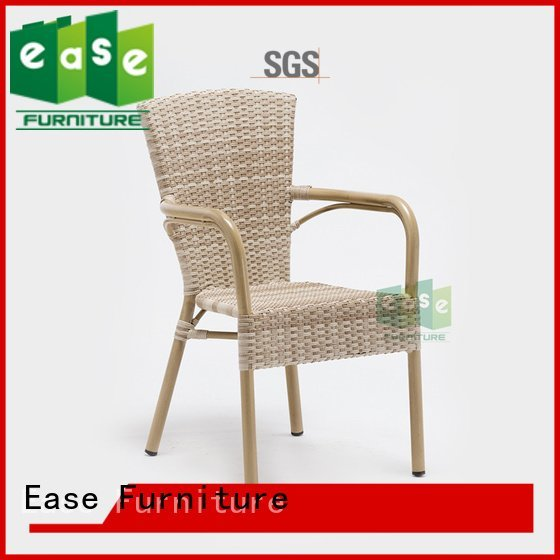 Hot rattan cafe chairs sale rattan bistro chairs bistro EASE