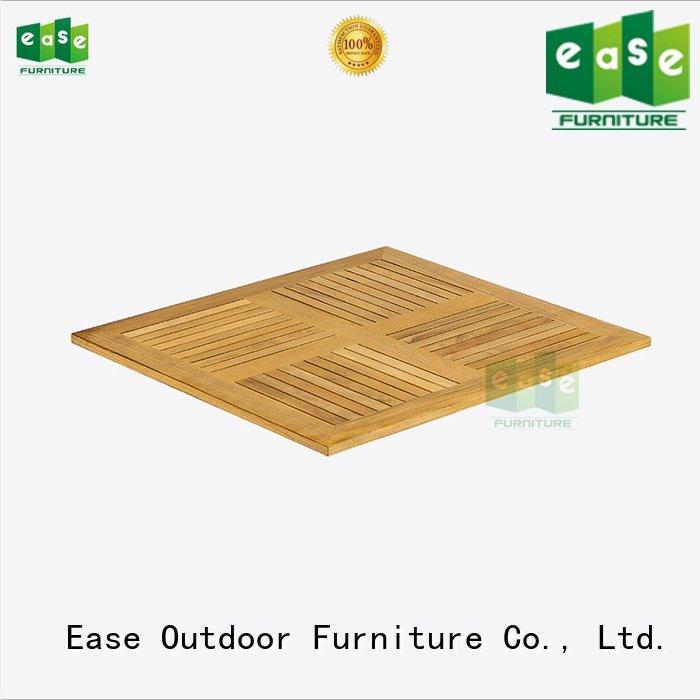teak wood table top teak wood EASE Brand
