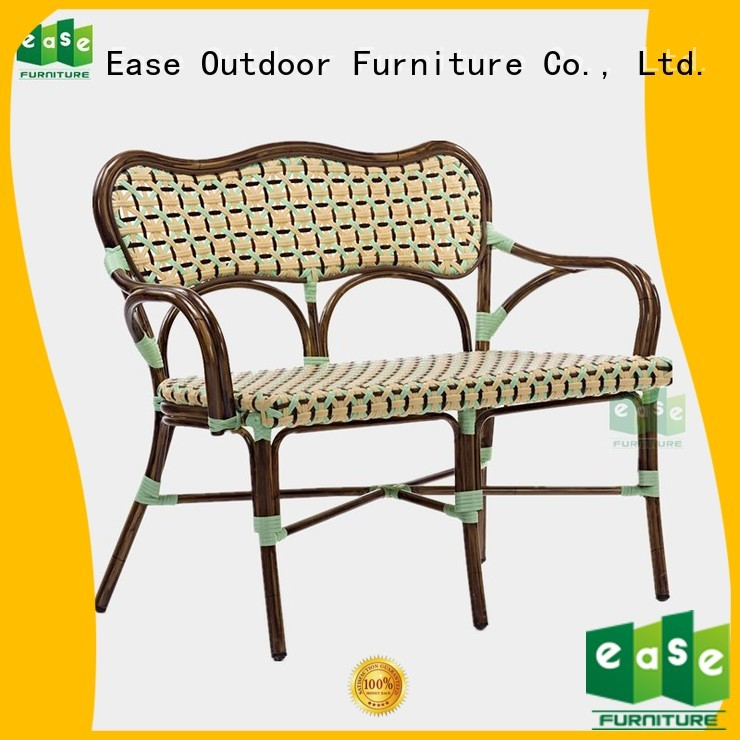 Wholesale outdoor bamboo furniture sofa set EASE Brand