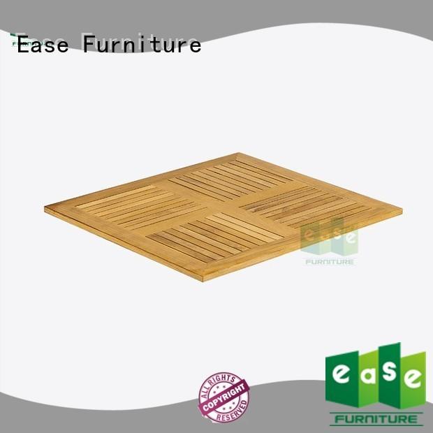 wood table teak wood table top EASE Brand