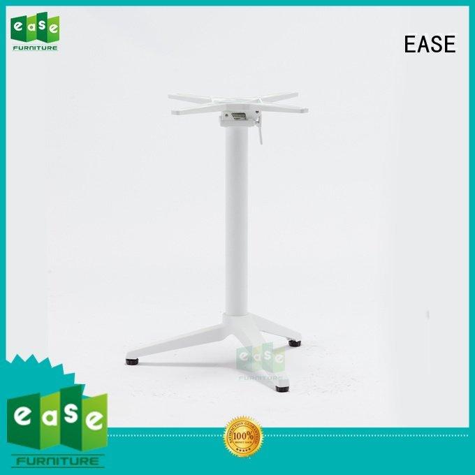 cast aluminum table base rectangle aluminum table legs EASE