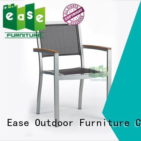 wood outdoor outdoor folding bistro chairs cafe lounge EASE Brand