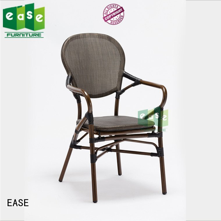 outdoor folding bistro chairs natural outdoor bistro table and chairs EASE Brand