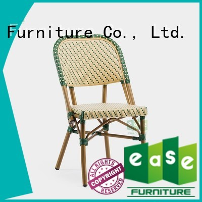 bistro armchair bamboo design outdoor bistro chairs manufacture