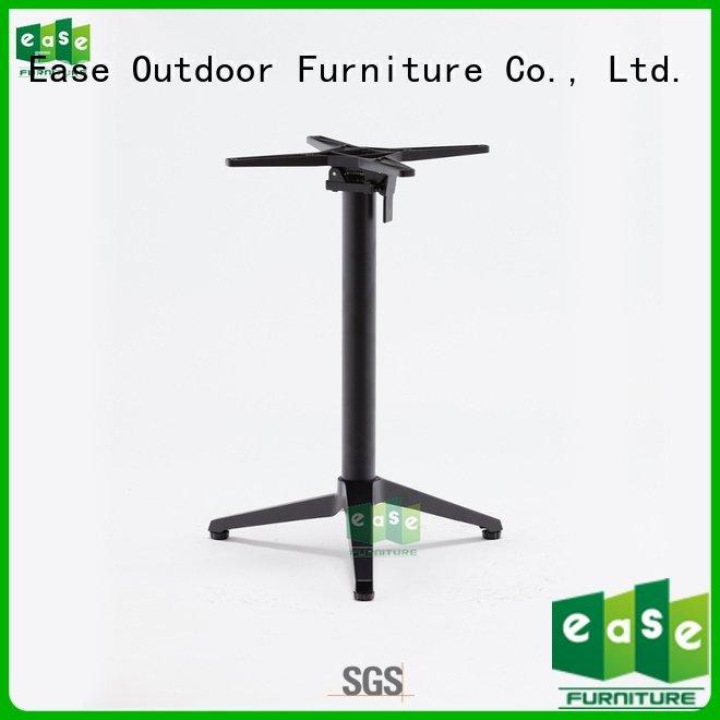 EASE silver aluminum table legs multi e9805