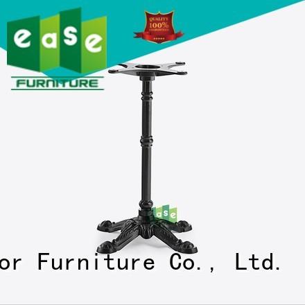 e9620 table french iron table base heavy EASE