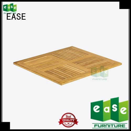 square teak table tops for sale EASE Brand