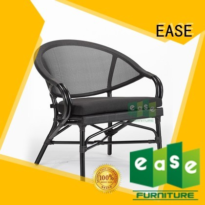 EASE Brand chair french custom outdoor folding bistro chairs