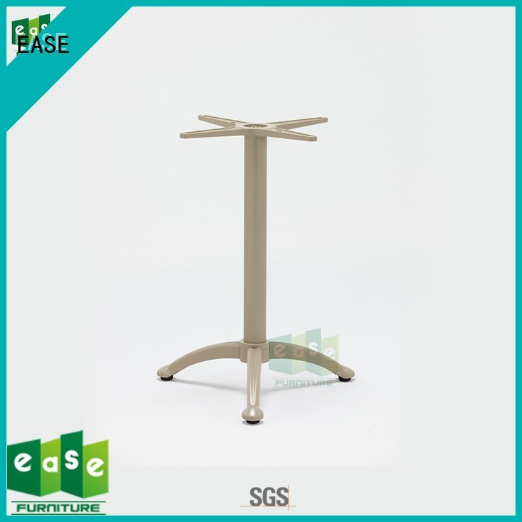 look outdoor furniture EASE aluminum table legs